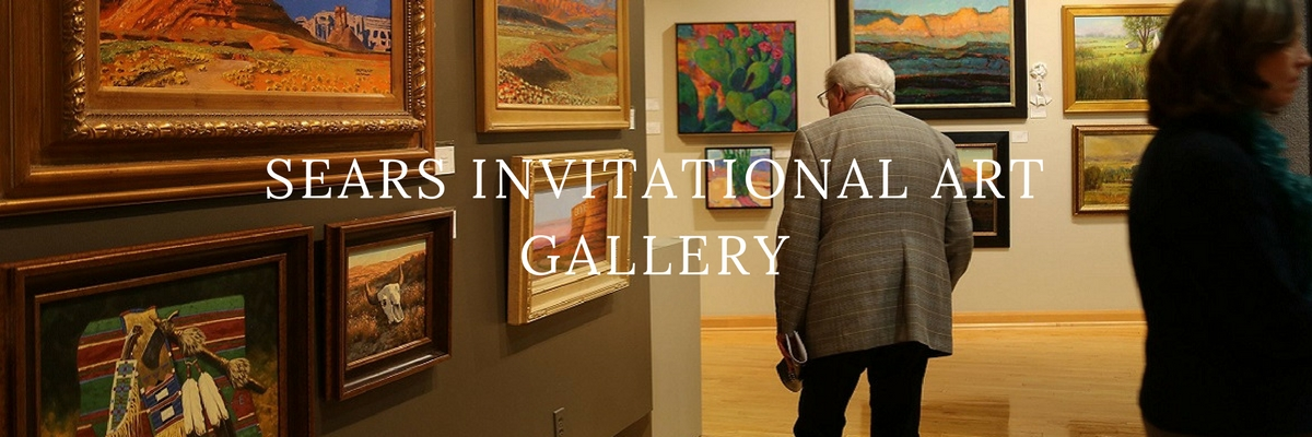 sears invitational art gallery