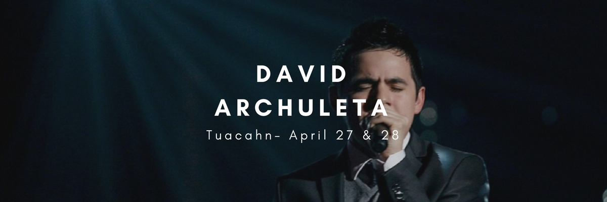 David Archuleta singing